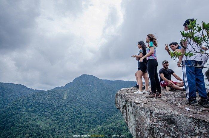 programa de voluntariado estudios amazonicos